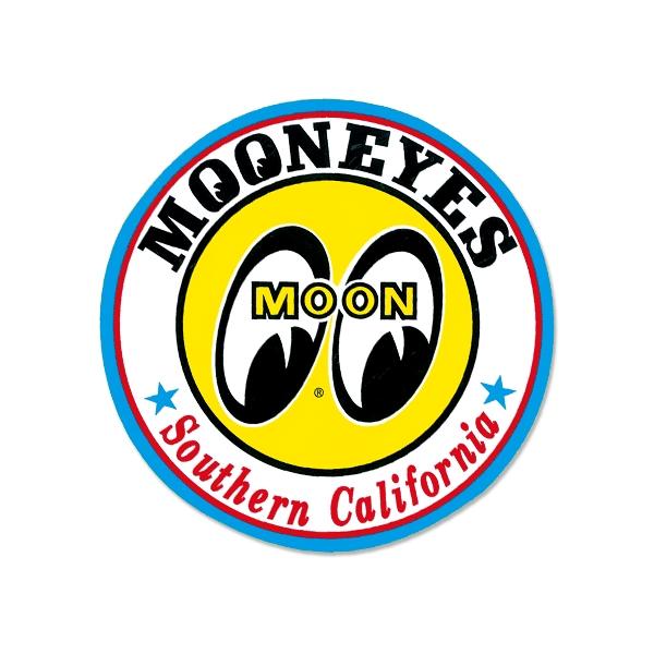 Monneyes Aufkleber Southern California