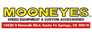 Mooneyes Inc., USA Logo